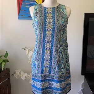 Beautiful London Times dress